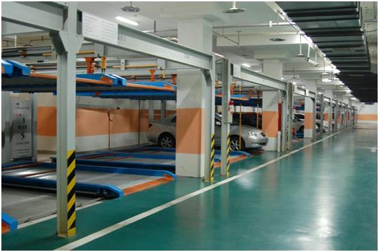 机械式停车设备的种类与其设计特点