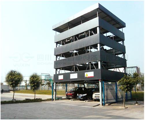 垂直升降类机械式停车设备有哪些优点?